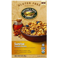 Nature's Path en Free Selections Sunrise Crunchy Honey Cereal, 10.6 oz (Pack of 6)