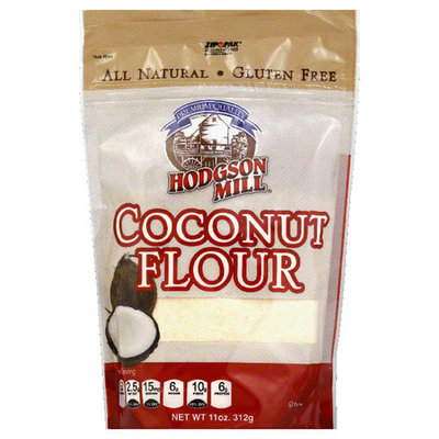 Hodgson Mill Gluten Free Coconut Flour, 11 oz, (Pack of 6)