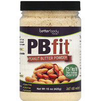 Pb Fit anut Butter Powder, 15 oz, (Pack of 6)