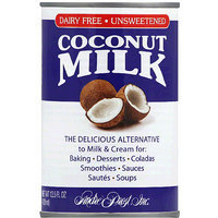 Andre Prost, Inc. Coconut Milk, 13.5 fl oz, (Pack of 12)
