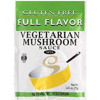 Full Flavor Vegetarian Mushroom Sauce Mix, 2.65 oz, (Pack of 8)