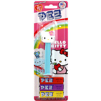 PEZ Hello Kitty Candy & Dispenser, 0.87 oz (Pack of 6)