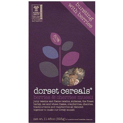 Dorset Cereals Berries & Cherries Muesli, 11.46 oz, (Pack of 5)