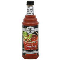 Mr & Mrs T Premium Blend Bloody Mary Mix, 33.8 fl oz, (Pack of 6)