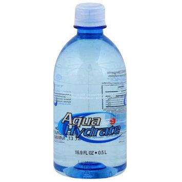 Aqua Hydrate AH9 Enhanced Water, 16.9 fl oz, (Pack of 18)