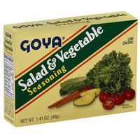Goya Salad & Vegetable Seasoning, 1.41 oz, (Pack of 24)