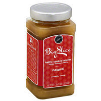 Big Slice Natural Kettle Cooked Apples, 19 oz, (Pack of 6)