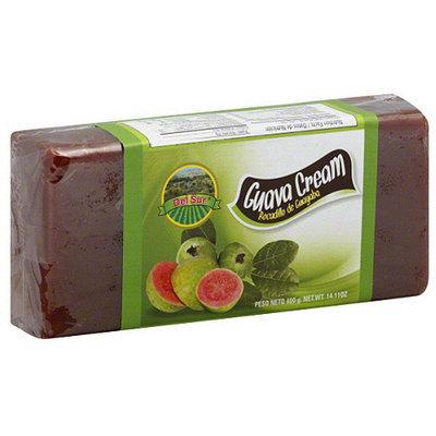 Del Sur Guava Cream, 14.11 oz (Pack of 12)