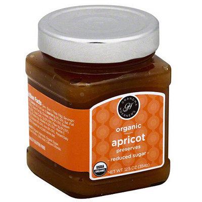 Grandma Hoerners Grandma Hoerner's Organic Reduced Sugar Apricot Preserves, 12.5 oz, (Pack of 6)