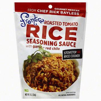 Frontera Roasted Tomato Rice Seasoning Sauce, 8 oz, (Pack of 6)