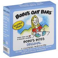 Bobos Oat Bars Bobo's Oat Bars Original Bobo's Bites, 6.5 oz, (Pack of 6)