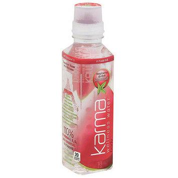Karma Wellness Water Karma Raspberry Guava Wellness Water, 18 fl oz, (Pack of 12)