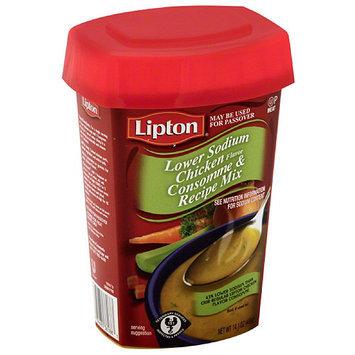Lipton Kosher Lipton Lower Sodium Chicken Flavor Consomme & Recipe Mix