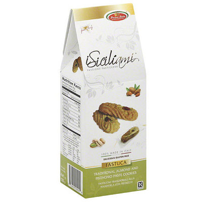 iSiciliami Fastuca Cookies, 4.41 oz (pack of 12)