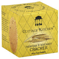 Cottage Kitchen Parmesan & Rosemary Crackers, 5 oz, (Pack of 12)