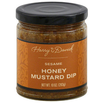 Harry & David Sesame Honey Mustard Dip, 10 oz, (Pack of 12)