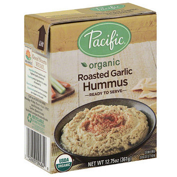 Pacific Foods Pacific Organic Roasted Garlic Hummus