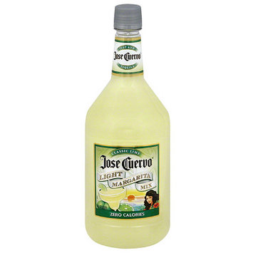 Jose Cuervo Classic Lime Light Margarita Mix, 59.2 fl oz (Pack of 6)