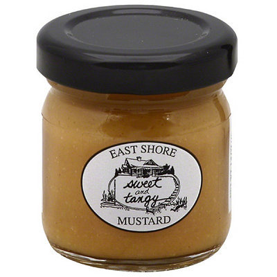 East Shore Sweet and Tangy Mustard, 1.4 oz, (Pack of 36)