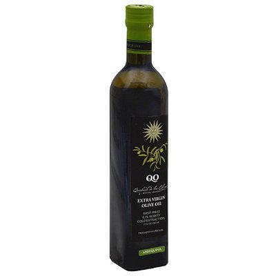 Quenradade Quebrada de los Olivos Arbequina Extra Virgin Olive Oil, 17 fl oz (Pack of 6)