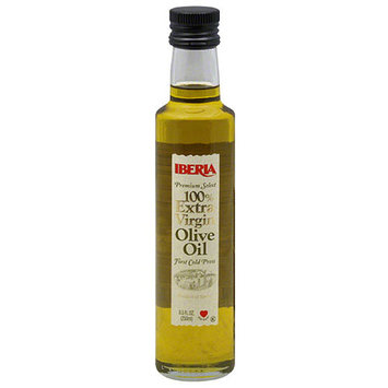 Iberia 100% Extra Virgin Olive Oil, 8.5 fl oz (Pack of 12)