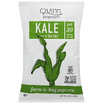 Quinn Popcorn Kale & Sea Salt Popcorn