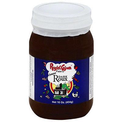 Ragin Cajun Ragin' Cajun Fixin's Famous Dark Roux, 16 oz, (Pack of 12)