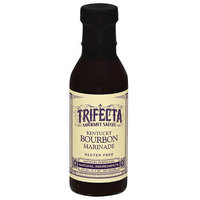 Trifecta Gourmet Trifecta Kentucky Bourbon Marinade, 13.5 oz, (Pack of 6)