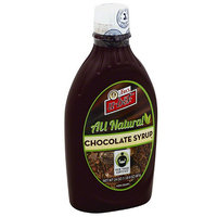 Fox Ubet Fox's U-Bet All Natural Chocolate Syrup, 24 oz, (Pack of 12)