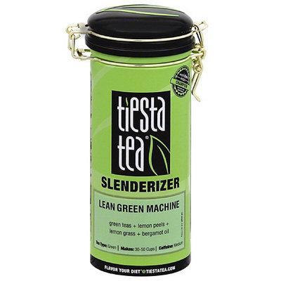 Tiesta Tea Slenderizer Lean Green Machine Loose Tea, 4 oz (Pack of 6)