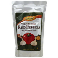 Roland Oven Roasted Red Peppers, 32 oz, (Pack of 6)