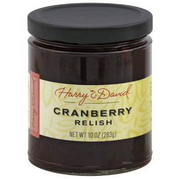 Harry & David Country Cranberry Relish, 10 oz, (Pack of 12)