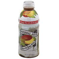 Herbal Mist Mango Tea Made with Yerba Mate, 20 fl oz, (Pack of 12)