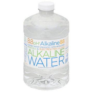 Alkaline88 Alkaline Water, 101.4 fl oz, (Pack of 4)