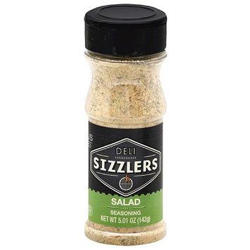 Altius Deli Sizzlers Salad Seasoning, 5.01 oz, (Pack of 6)