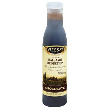 Alessi Premium Chocolate Balsamic Reduction, 8.5 fl oz, (Pack of 6)