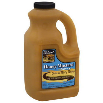 Roland Fusion Solutions Honey Mustard Sauce, 155 oz, (Pack of 2)
