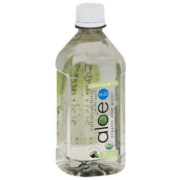 Lily Of The Desert Aloe H2O Coconut-Lime Organic Aloe Water, 16.9 fl oz, (Pack of 12)