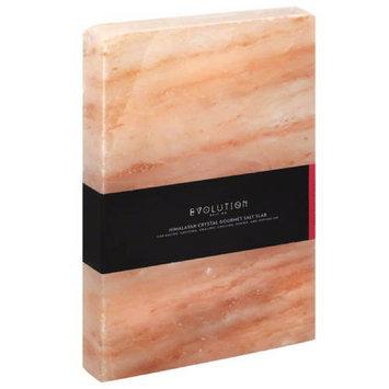 Evolution Salt Co. Himalayan Crystal Salt Slab, (Pack of 4)