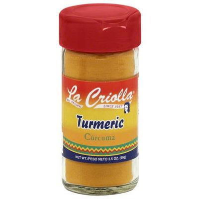 La Criolla Turmeric, 3.5 oz, (Pack of 12)