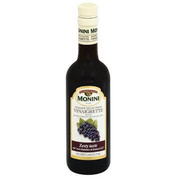Monini Italian Selection Vinaigrette with Extra Virgin Olive Oil, 12.68 fl oz, (Pack of 6)
