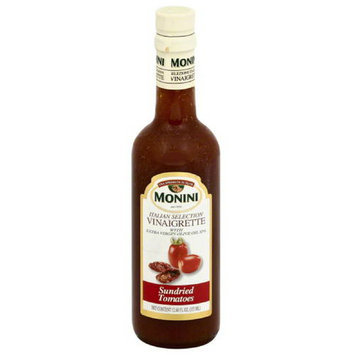 Monini Italian Selection Vinaigrette Sundried Tomatoes, 12.68 fl oz, (Pack of 6)