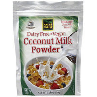 Edward & Sons Native Forest Coconut Milk Powder, 5.25 oz, (Pack of 6)