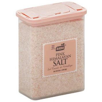 Badia Pink Himalayan Salt, 8 oz, (Pack of 12)