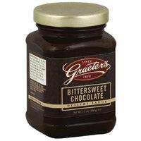 Graeters Graeter's Bittersweet Chocolate Dessert Sauce, 10 oz, (Pack of 6)