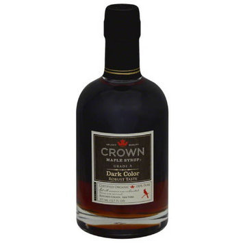 Crown Maple Syrup, 12.7 fl oz, (Pack of 6)