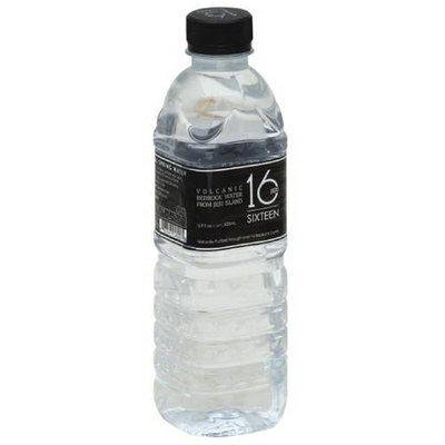 Jeju 16 Sixteen Volcanic Bedrock Water, 16.9 fl oz, (Pack of 20)