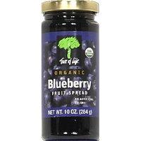 Tree Of Life Fruit Sprd Bluebry Org 10 Oz