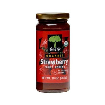 Tree Of Life Fruit Spread Strawbry Org 10 Oz