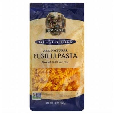 Bonavita Fusilli Corn Pasta Gluten Free - 12 oz